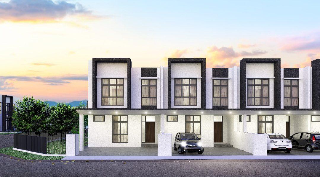 SPB Property terrace house